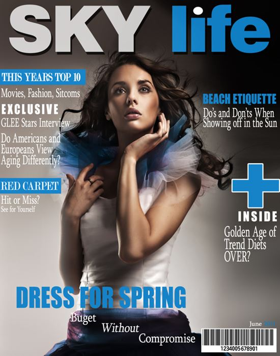 magazine cover templates free