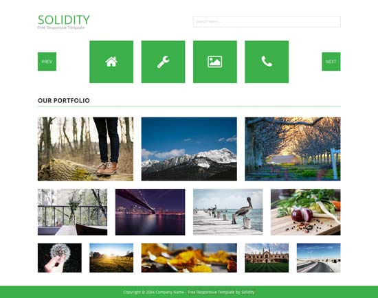 Solidity-Free-responsive-HTML5-template