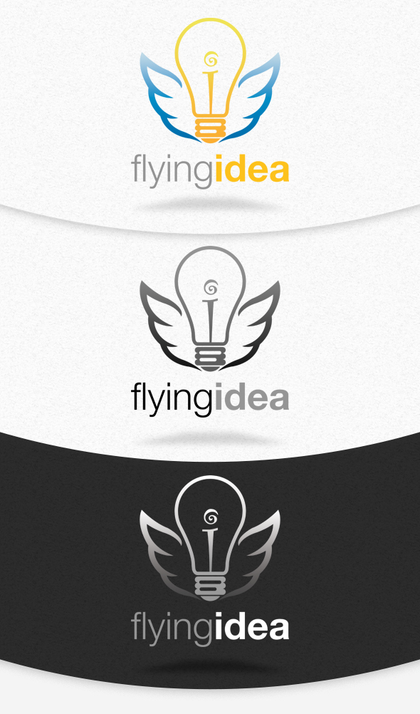 flying_idea_logo_template_by_squizmo-d58annf