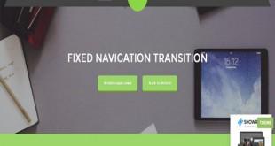 jQuery-Navigation-Menus