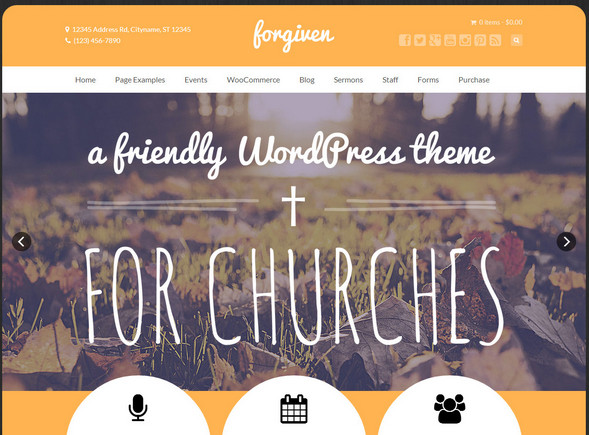 forgiven-wordpress-theme