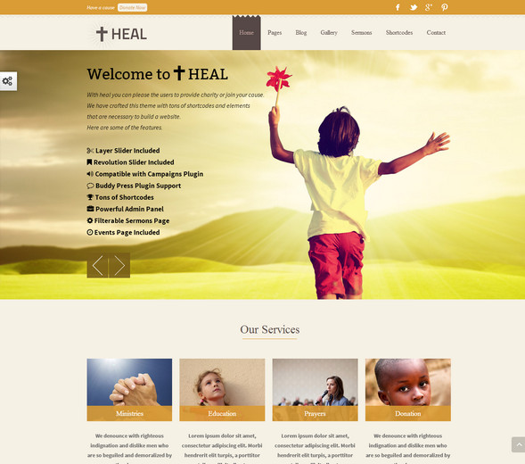 heal-nonprofit-wordpress-theme