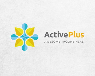 Active-Plus-Star-Logo