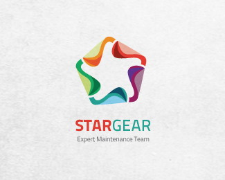 Star-Gear-creative-logos