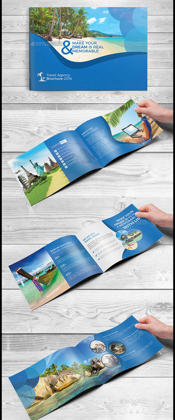 Travel Agency Template