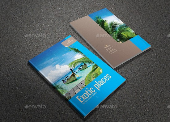 Travel Brochure Tourist Brochure Templates