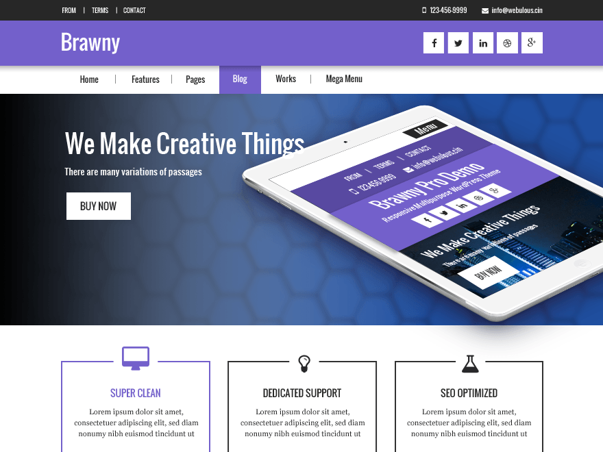 wordpress shop themes free download