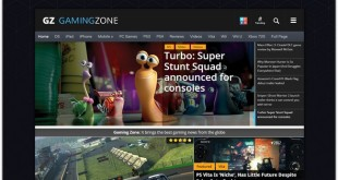 PHP Website Templates for Gaming