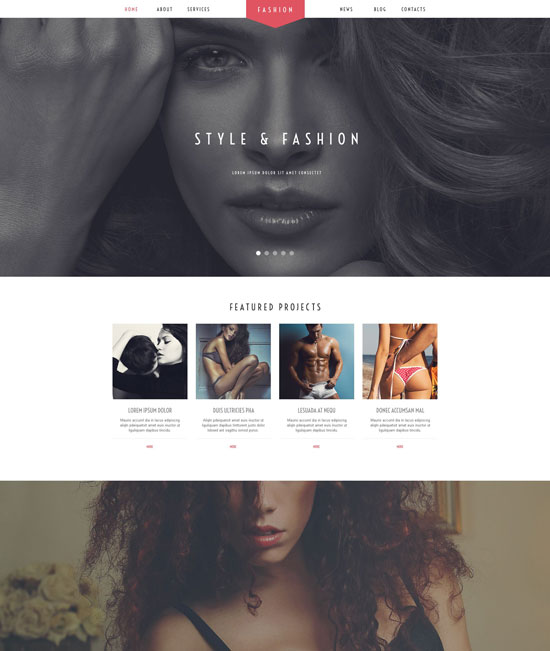 Fashion Stylist Themes