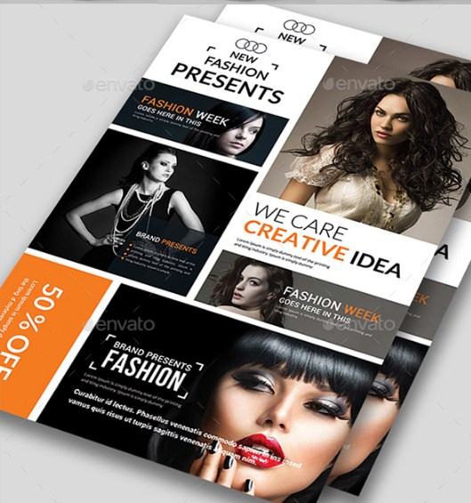 Fashion Creative Flyer Template