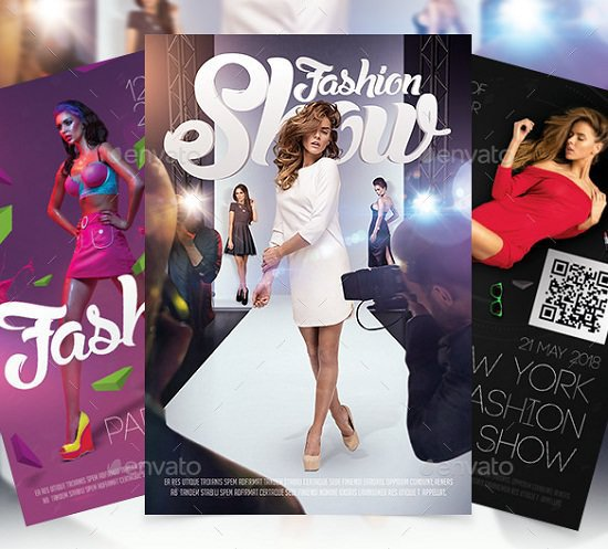 Fashion-Show-Flyers-Bundle