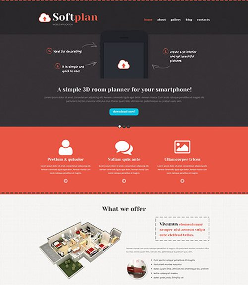Productivity WordPress Theme
