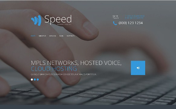 Speed-Wordpress-Theme
