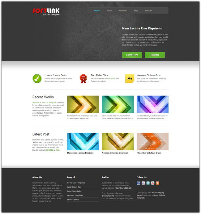 dreamweaver app templates - soft link dreamweaver template