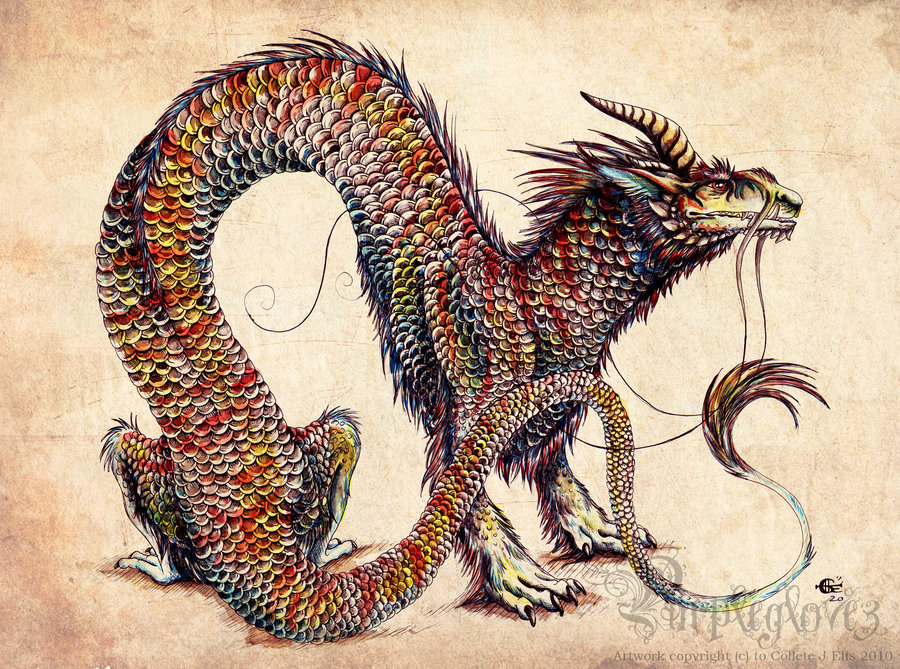 best dragon drawings