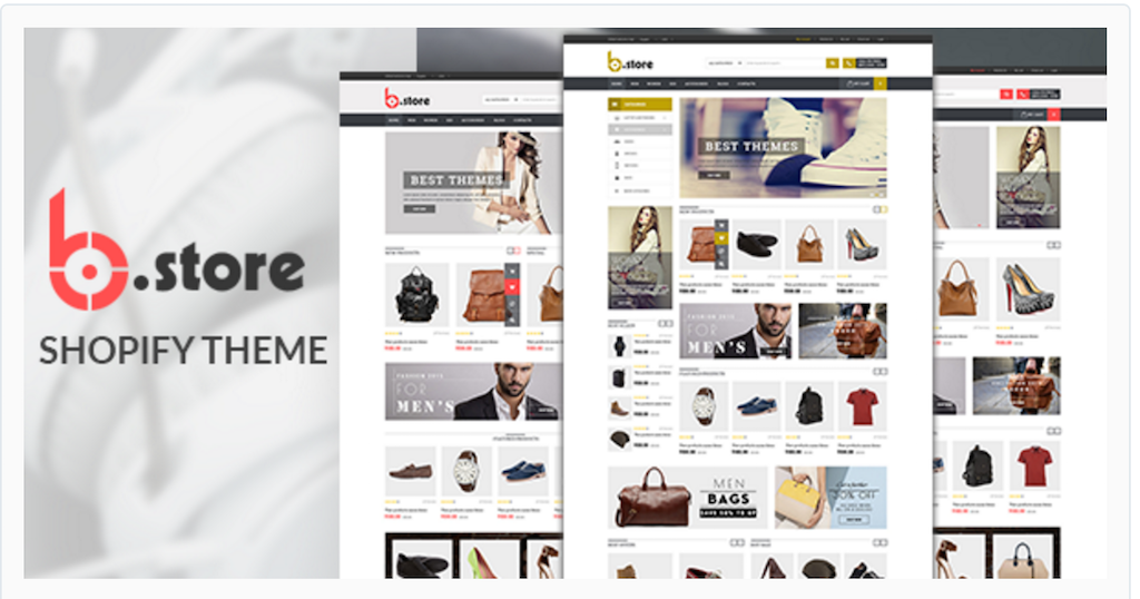 60 best responsive shopify themes for your online store 2017 for Free shopify templates
