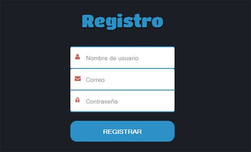 CSS Signup pure