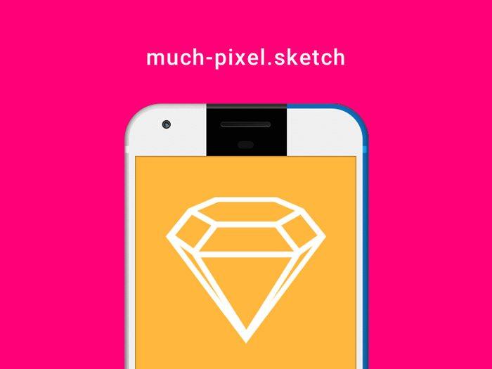 Free Google Pixel Mockup Download