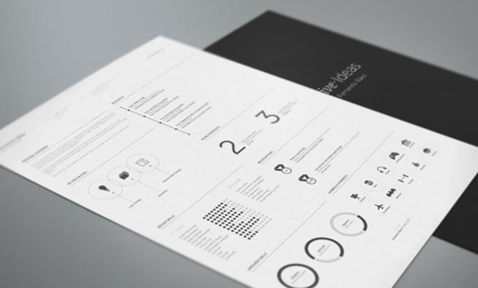 Indesign Resume Templates 2014