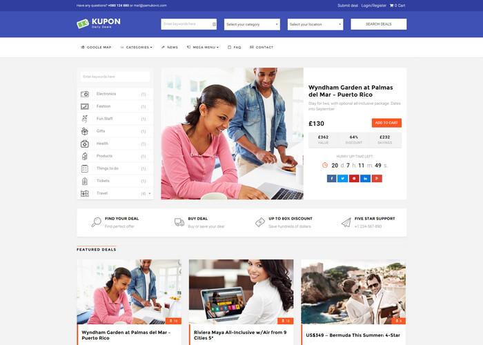 Kupon WP Affiliate Marketing Themes