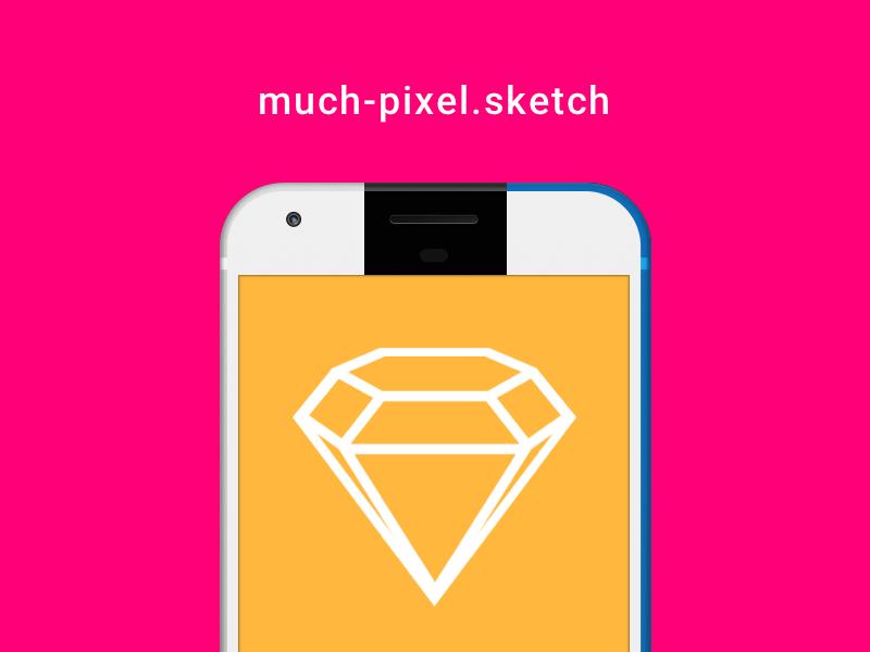 Pixel Phone by Google Mockup Free