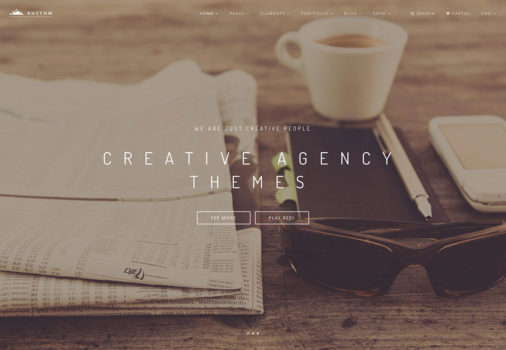 creative agency Affiliate Marketing Themes