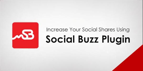 Social Buzz Social Media Plugins