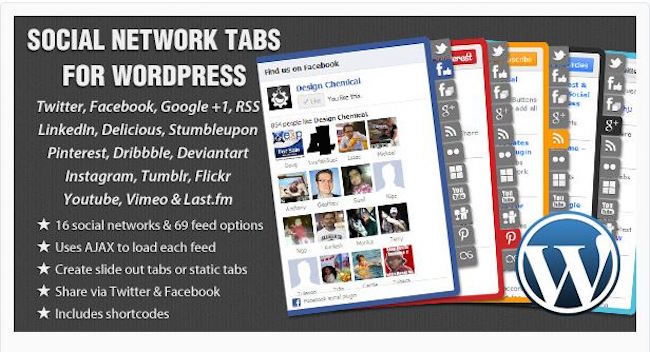 Social Network plugins