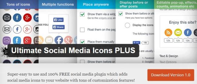 Ultimate-Social-Media-Plugins