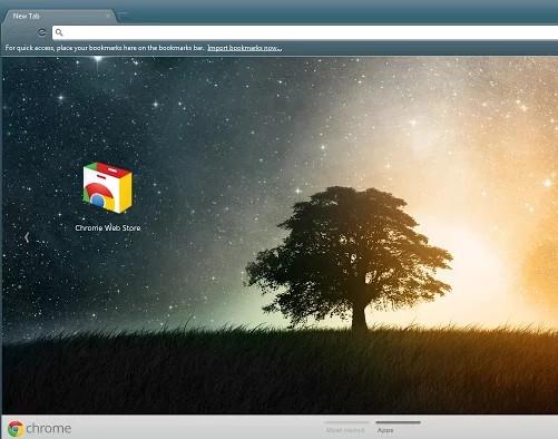 lonetree Chrome Theme