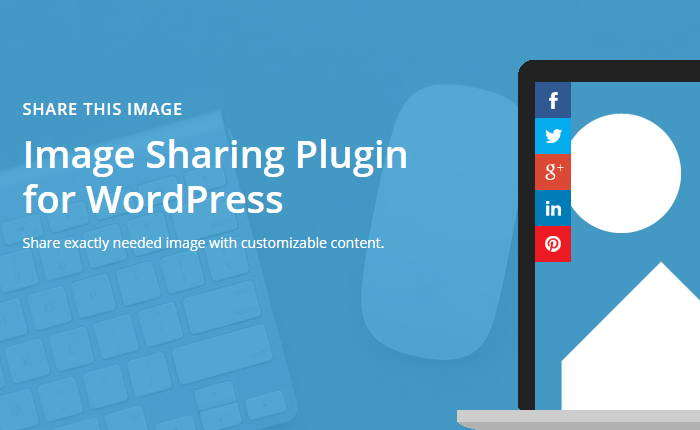 share image WP plugin