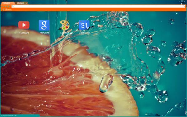 telechargement Chrome Theme
