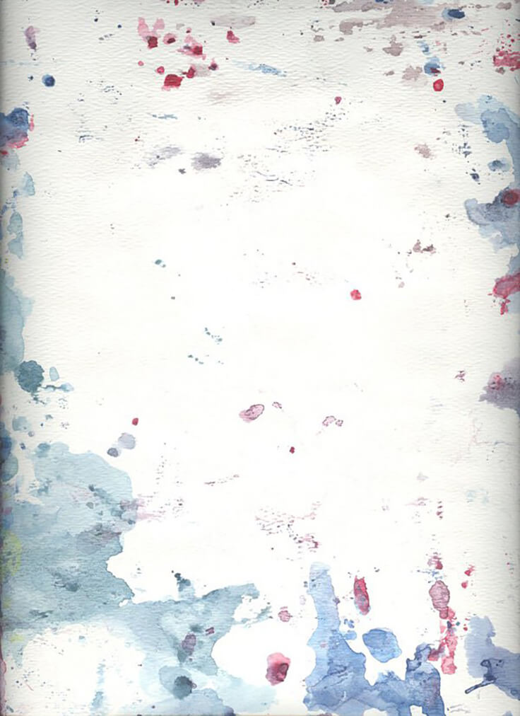 Blotchy Watercolor Paper by paintresseye Texture Download