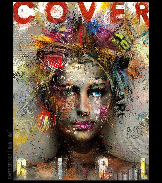 Cover Oil Paint Beautiful Example
