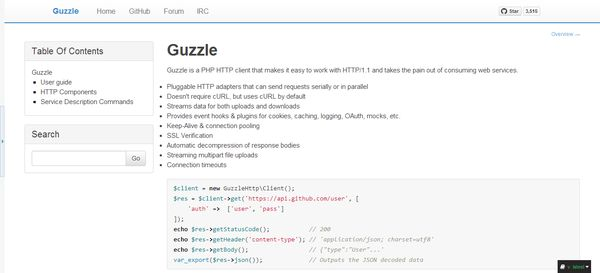 Guzzle PHP For Web Developers