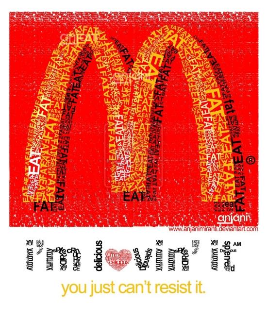 I AM In Love Typography Art Design