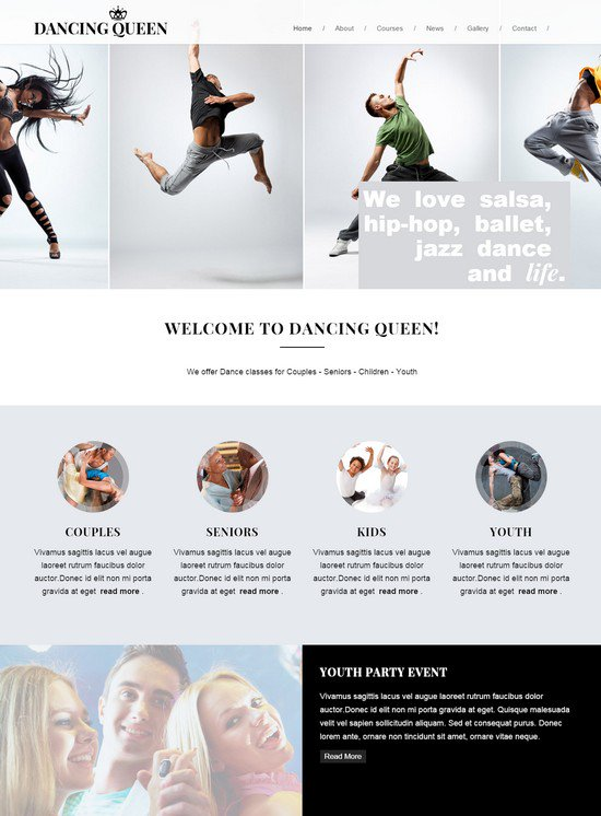Manly Best Responsive Parallax
