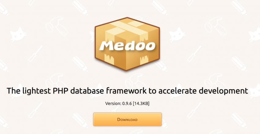 Medoo Framework For Web