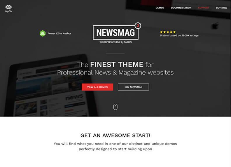 Newsmag 80 Best Responsive