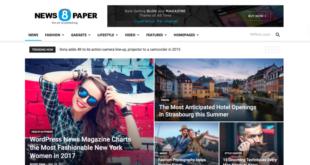 Adsense friendly wordPress themes