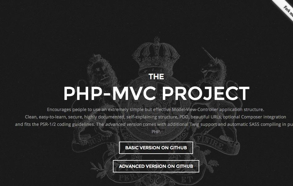 PHP Framework For Web