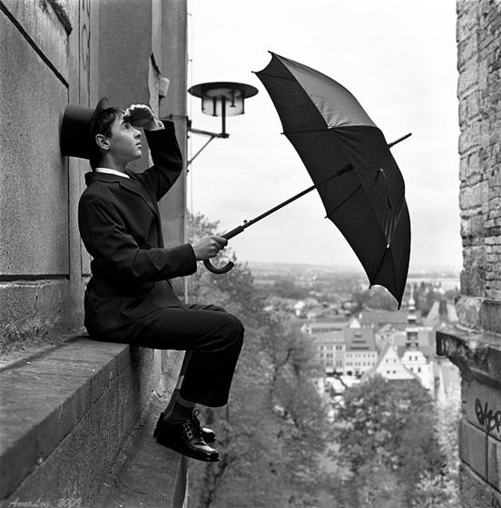 Rain Guy Best Example