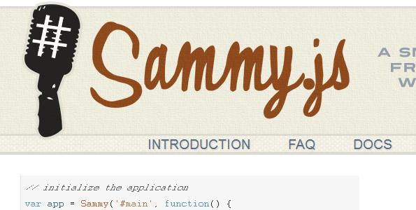 Sammy Best PHP Framework