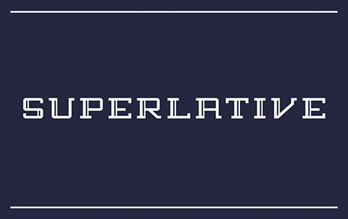 Superlative Best Free Font for Hipsters