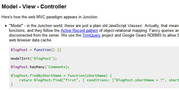 TrimJunction Best PHP Framework