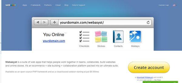Webasyst For Web Developers