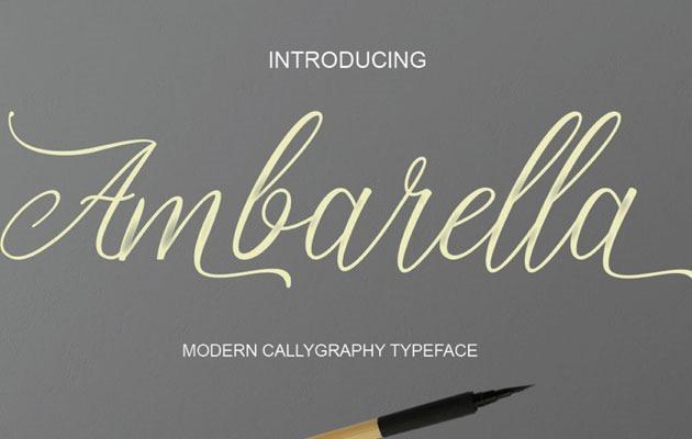 armabella Free Font