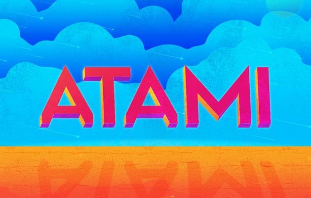 atami Font 2017