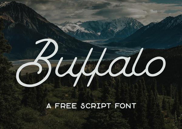 bullao Best Free Font 2017