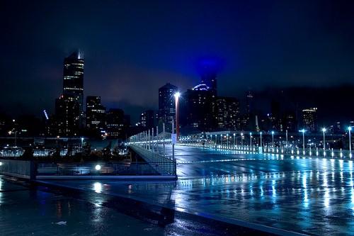 city Example of Rain